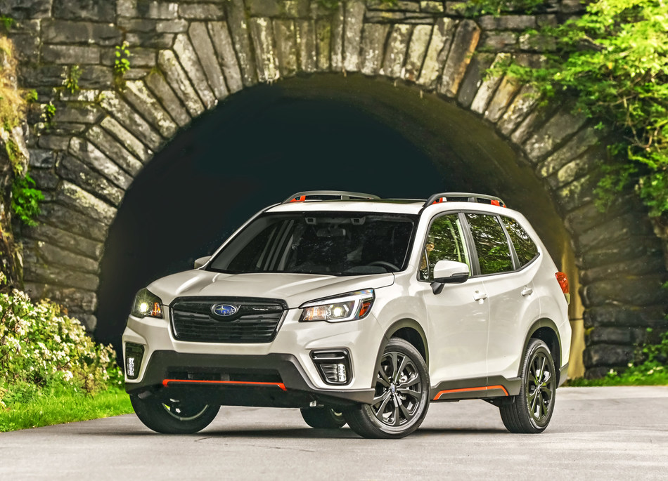 """Subaru Forester Named """"Best Car to Buy 2019"""" by The Car Connection"""