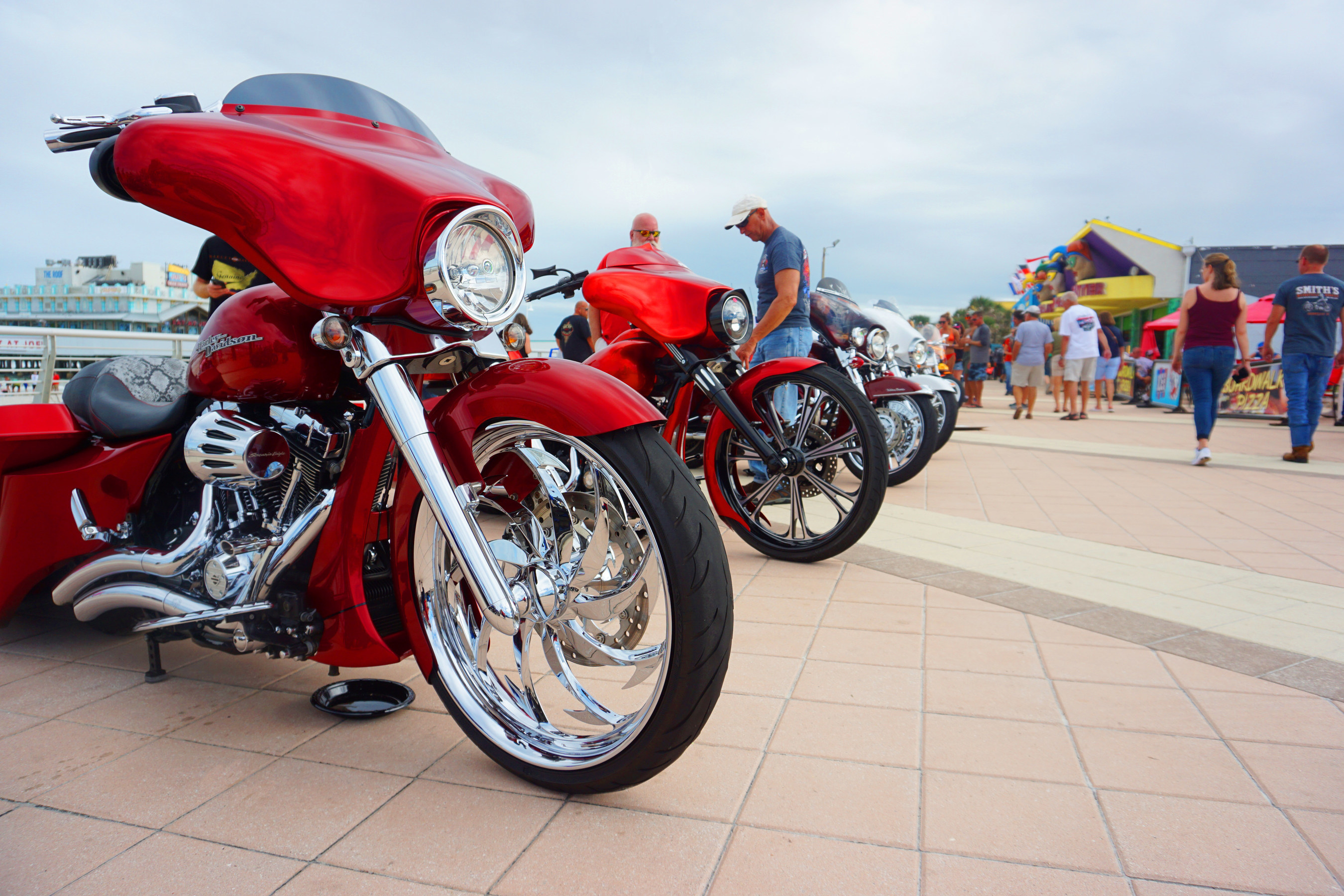 2019 Motorcycle Rallies In Daytona Beach