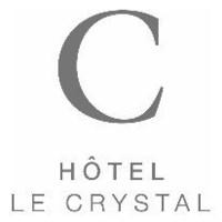 Logo : Hôtel Le Crystal (CNW Group/Le Crystal Hôtel & Spa)