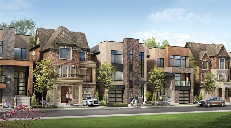 Glen Agar, a new Minto Communities project in Etobicoke, now under construction (CNW Group/The Minto Group)