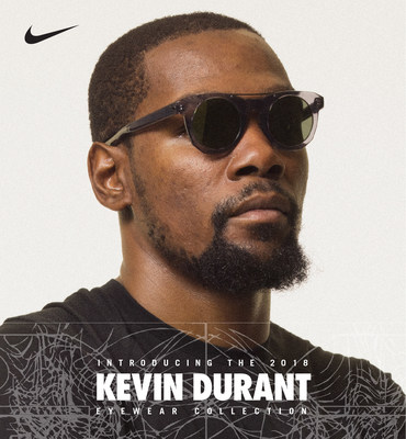 Kevin Durant For 2018 KD Eyewear Collection