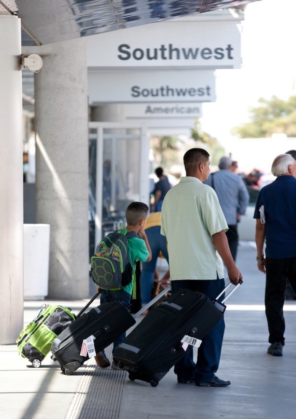 Ontario Airport is expected to see an additional 20,000 passengers this holiday season.