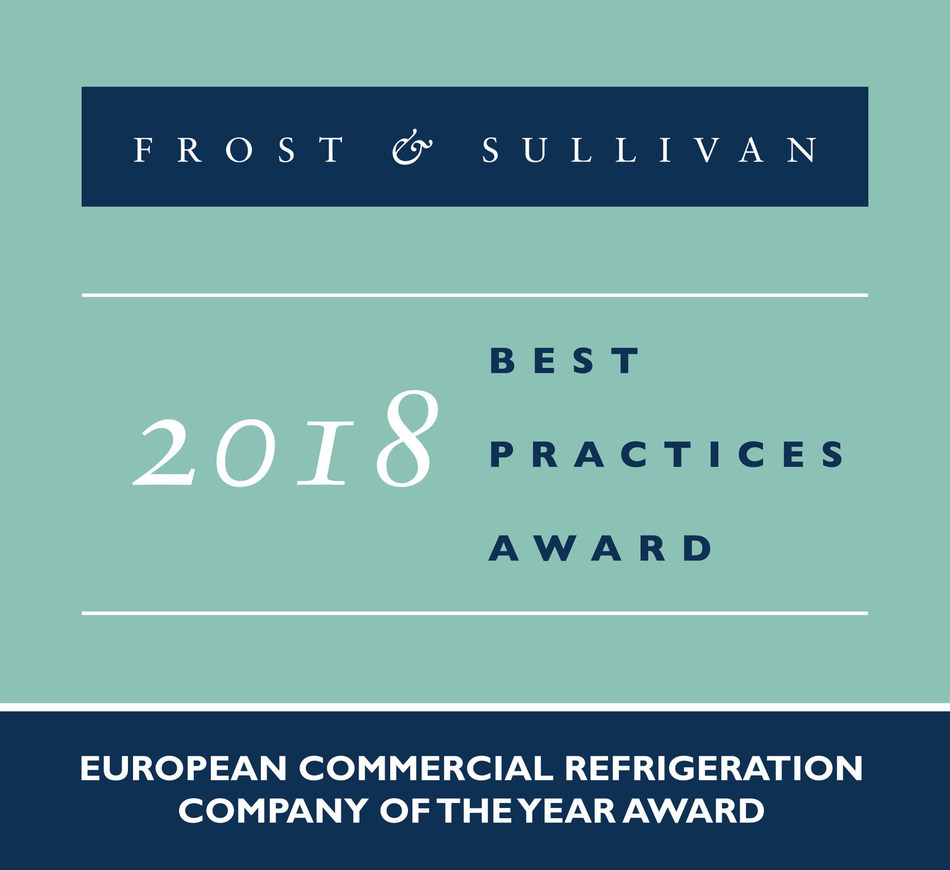 2018 European Commercial Refrigeration Company of the Year Award