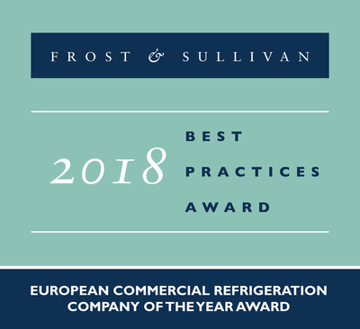 Koxka's Innovation-backed Growth in the Commercial Refrigeration Market Applauded by Frost & Sullivan