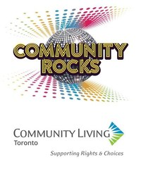 Community Rocks and Community Living Toronto (CNW Group/Community Living Toronto)