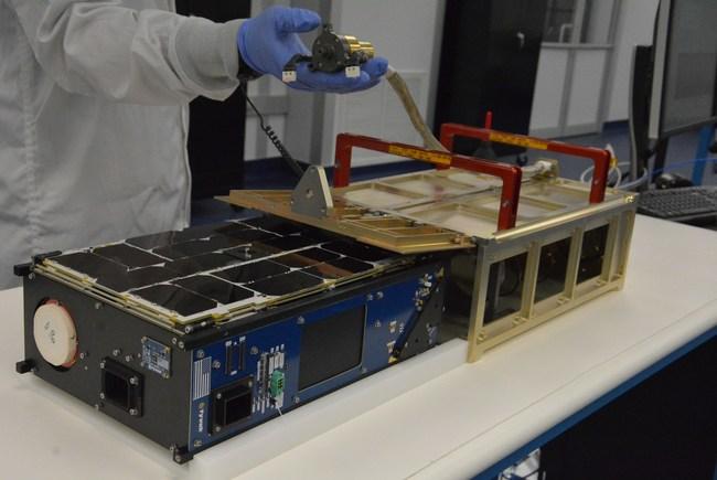Tyvak's Cicero 6U Nanosatellite and Deployer