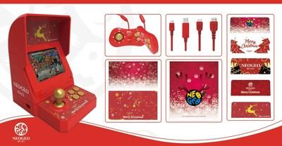 NEOGEO mini Christmas Limited Edition Coming Soon