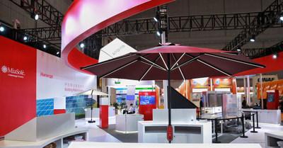 Hanergy in China International Import Expo