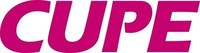 Logo : CUPE (CNW Group/Canadian Union of Public Employees (CUPE))