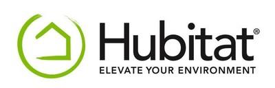 Hubitat Elevation Logo (PRNewsfoto/Hubitat, Inc.)