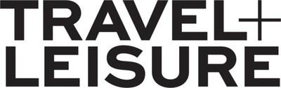 Travel + Leisure logo (PRNewsfoto/Travel + Leisure)