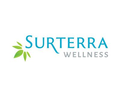Surterra Wellness Logo (PRNewsfoto/Surterra Wellness)