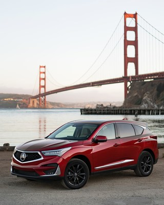 The Acura RDX continues its quest to conquer luxury's largest segment, topping its previous annual sales record with more than six weeks remaining in 2018.