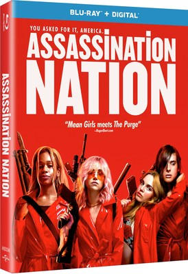 From Universal Pictures Home Entertainment: Assassination Nation