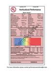 La nouvelle étiquette de UL pour les fabricants de luminaires horticoles