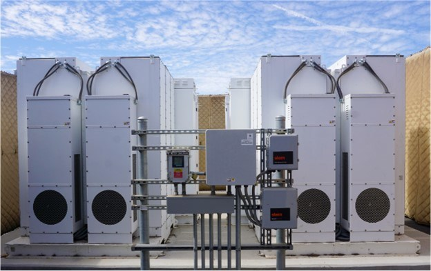 Ontario's Largest Electricity Producer Pairs with World Leader in AI-Powered Energy Storage Systems. (CNW Group/Ontario Power Generation Inc.)