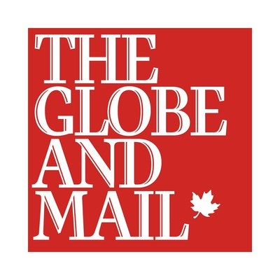 Logo : The Globe and Mail (Groupe CNW/Equisoft)