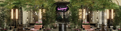 From television star and restaurateur Lisa Vanderpump, Vanderpump Cocktail Garden to open at Caesars Palace in Las Vegas early 2019.
