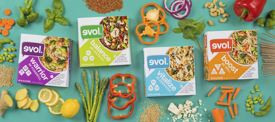EVOL® Foods Modern Nutrition Bowls