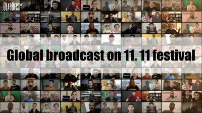 GearBest invites Youtubers from around the world to broadcast their 11.11 festival online