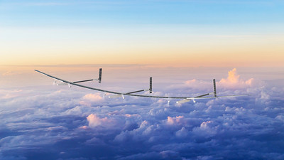Powered only by the sun, Odysseus is an ultra-long endurance, high-altitude platform built for groundbreaking persistence. Utilizing advanced solar cells and built with lightweight materials, Odysseus can effectively fly indefinitely – all powered by clean, renewable energy.