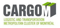 Logo: CargoM (CNW Group/Metropolitan Cluster of logistics and transportation in Montreal)