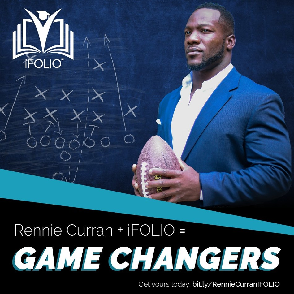 Rennie Curran provides iFOLIO as a platform for success