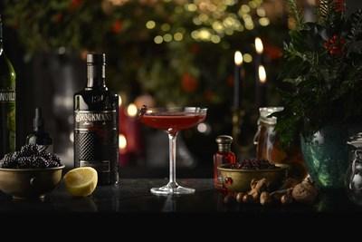 Brockmans Gin Burlesque Winter Cocktail