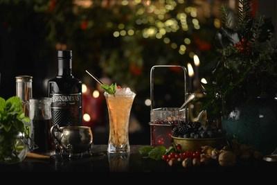 Brockmans Gin Six Bells Winter Cocktail