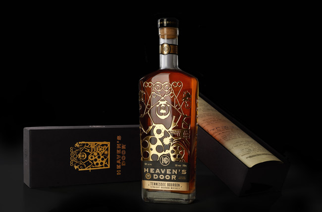 Heaven's Door 10-Year Tennessee Straight Bourbon Limited-Release