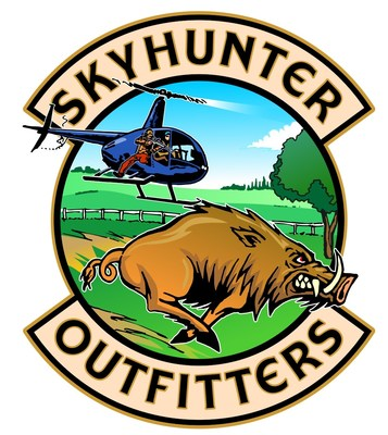 Skyhunter Outfitters- Helicopter Hog Hunting (PRNewsfoto/Skyhunter Outfitters LLC)