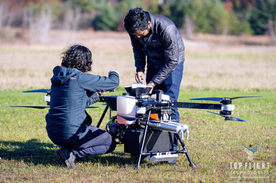 Hyundai Motor Partners with Unmanned Aerial Vehicle Startup 'Top Flight' to Take Future Mobility to New Heights