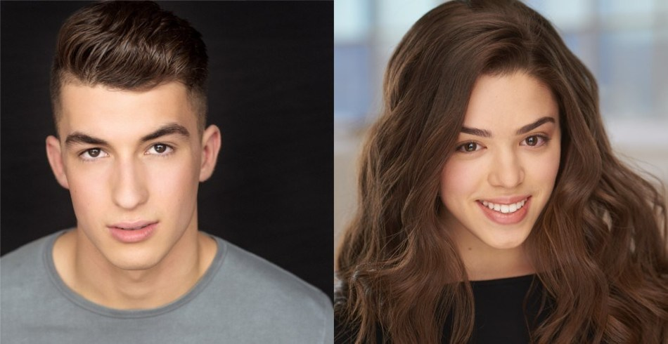 Josh Bogert and Alexandra Chaves host this year's Bullying Awareness Week tour (CNW Group/Family Channel)