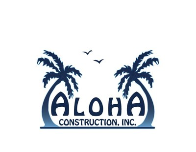 Aloha Construction, Inc. Logo