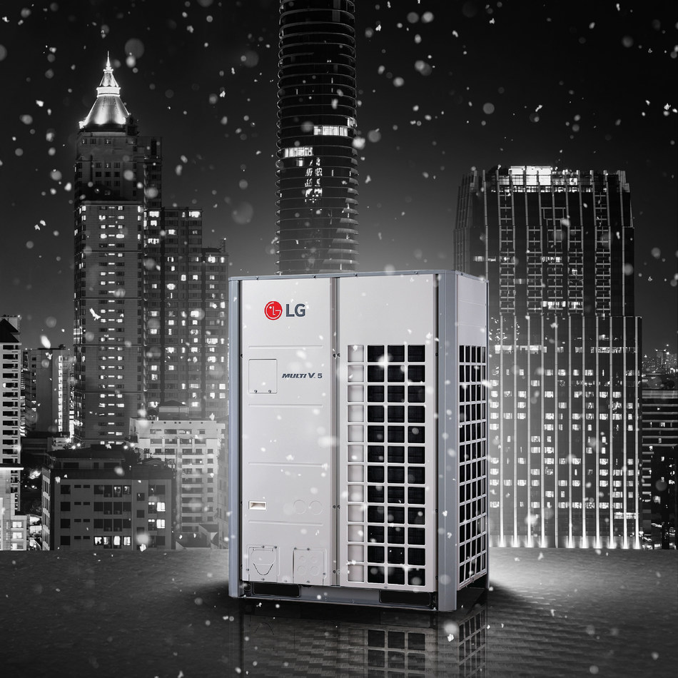 LG is the industry leader in commercial, light commercial and residential air conditioning systems including variable refrigerant flow (VRF) technology (CNW Group/LG Electronics Canada)