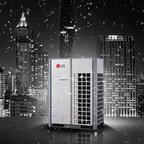 LG est le chef de file de l'industrie en matière de systèmes de climatisation commerciaux, commerciaux légers et résidentiels et propose une technologie de flux de réfrigérant variable (FRV) (Groupe CNW/LG Electronics Canada)