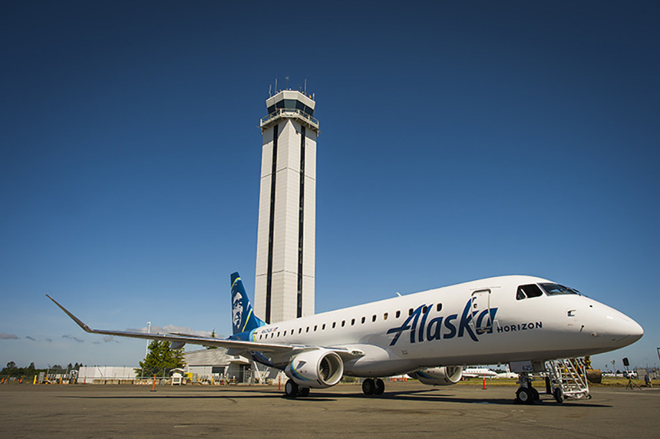 Today Alaska Airlines announces tickets now on sale for Paine Field flights.