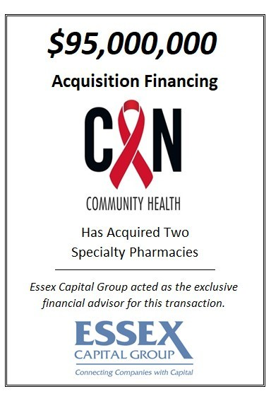 (PRNewsfoto/Essex Capital Group, Inc.)