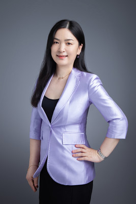 Ms. Wendy Wang, CEO of SIMCom Wireless Solutions Co., Ltd. (PRNewsfotoSIMCom)