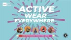 ZAFUL activewear sweeping campuses in Los Angeles