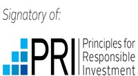 Logo: Signatory of PRI (CNW Group/LionGuard Capital Management)