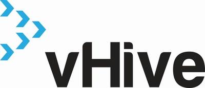 vHive Logo (PRNewsfoto/vHive)