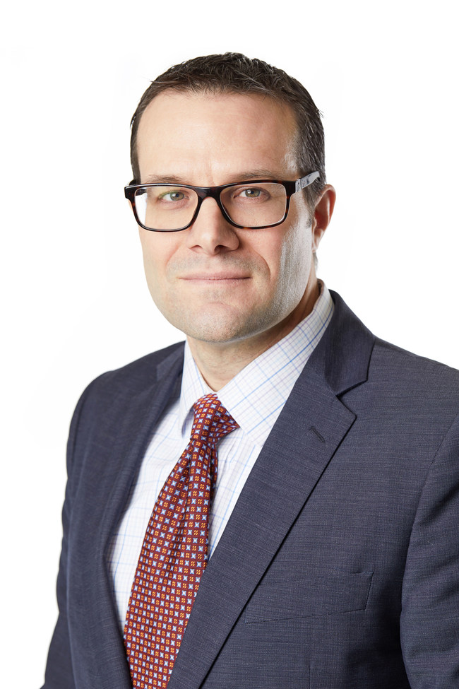 Remi G. Lalonde, Chief Financial Officer, Resolute Forest Products (CNW Group/Resolute Forest Products Inc.)