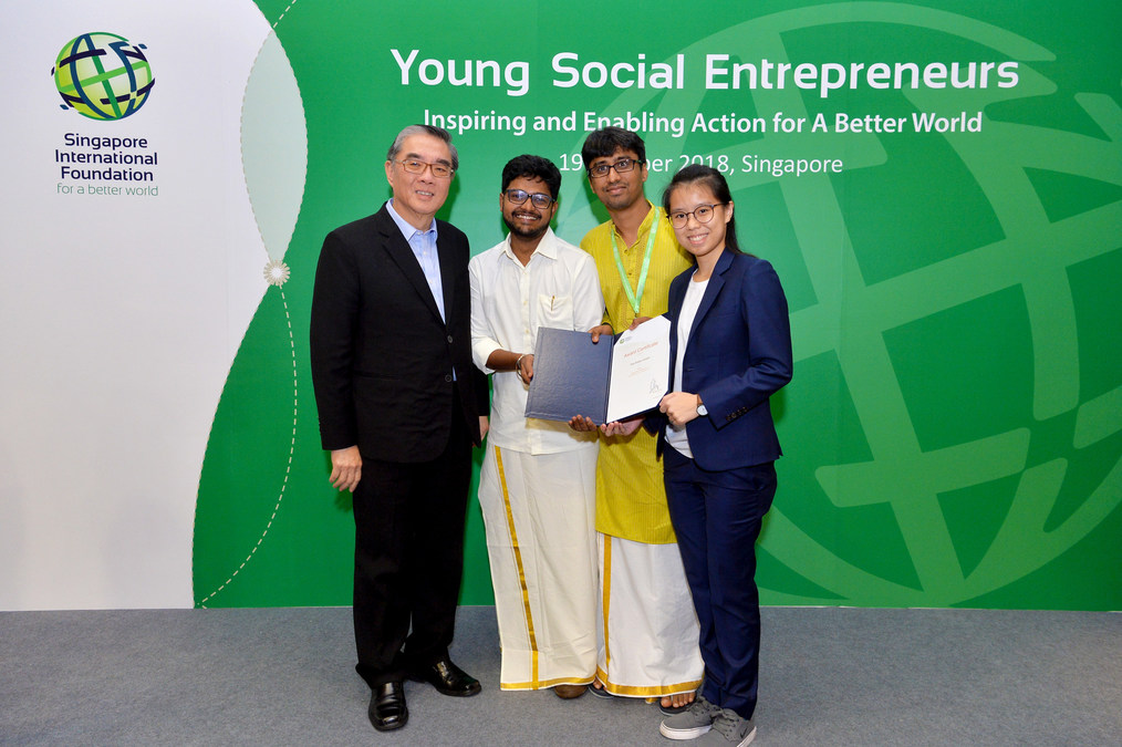 Calling For Young Social Entrepreneurs to Make the World a
