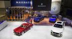 Stunning New Entrant to Maserati V8 Family