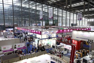 Hitos destacados de la CHTF 2018, la feria de alta tecnología número 1 en China