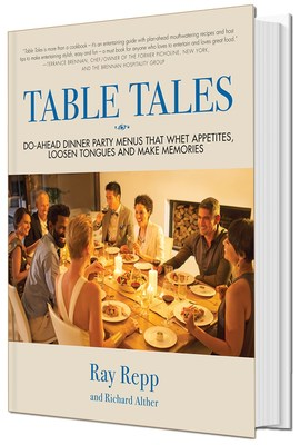 TABLE TALES Cookbook: Recipe for a Successful Dinner Party