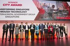 Singapore Awarded as Smart City of 2018 at Smart City Expo World Congress