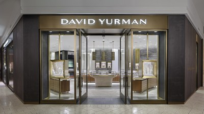 David Yurman Announces Opening Of New Store At The Mall At Short Hills