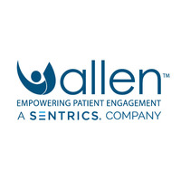 Allen-a Sentrics company transforms the way hospitals engage, educate and empower patients. Allen's multi-platform interactive patient engagement system is delivered via television, tablet and bedside monitor. Improve HCAHPS, outcomes and efficiency with Allen E3 interactive patient engagement solutions. (PRNewsfoto/Allen Technologies)